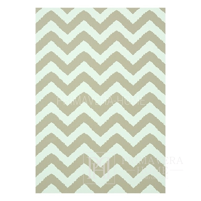 GRAPHIC RESOURCE Geometric wallpaper in New York style American White Coal Blue GREEN RED Brown YELLOW