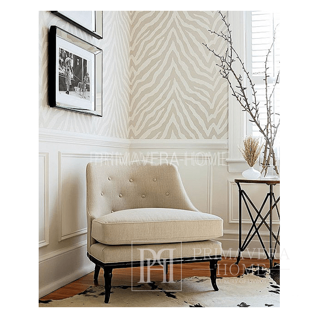 GEOMETRIC RESOURCE Tapeta geometryczna w stylu nowojorskim angielskim amerykańskim BIAŁA CZARNA ZIELONA SZARA