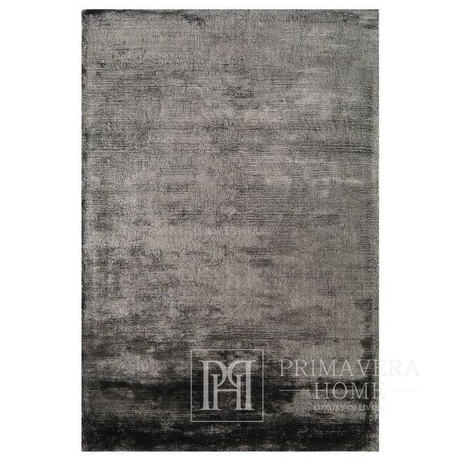 Nowoczesny  dywan glamour do salonu w odcieniach szarości Dolores