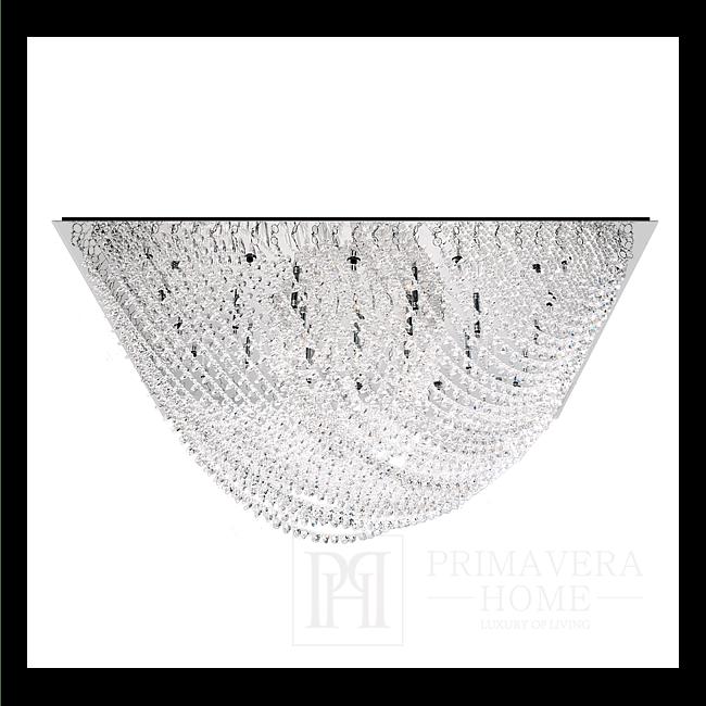 Plafond im Glamour-Stil mit ELITE-Kristallen O