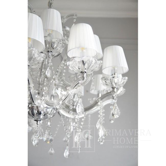 New York glamour crystal chandelier MARIA TERESA M