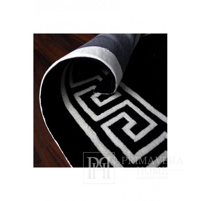 Carpet Apollo Black and white LOGO