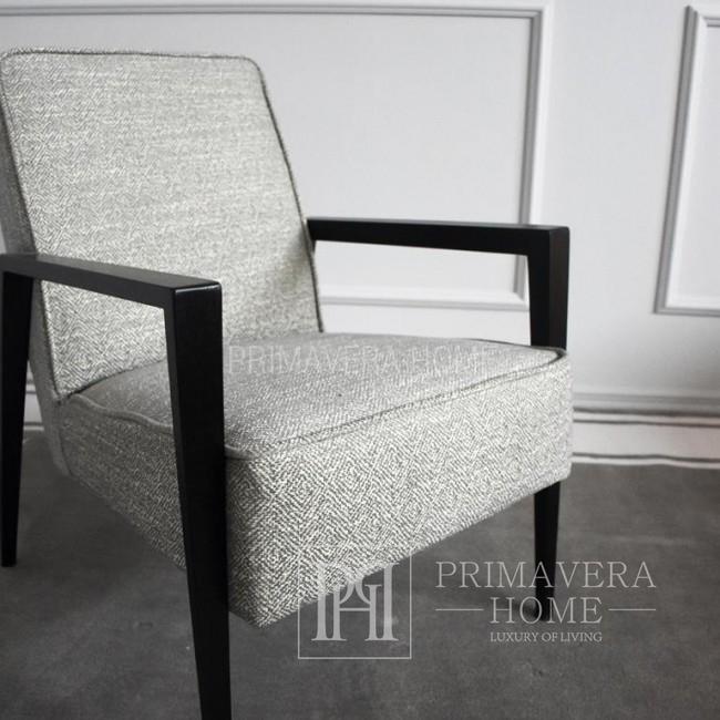 Moderner gepolsterter Sessel CONCORD