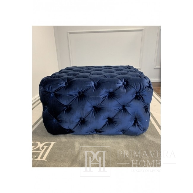 Upholstered quilted ceiling Colette