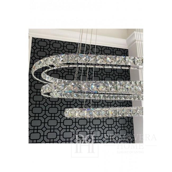 Glamour-Kristall-Kronleuchter  ECLIPSE XL