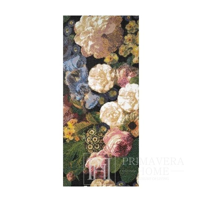 Mozaika szklana Bouquet