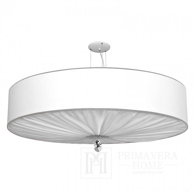 Żyrandol lampa wisząca biały HORACIO 2