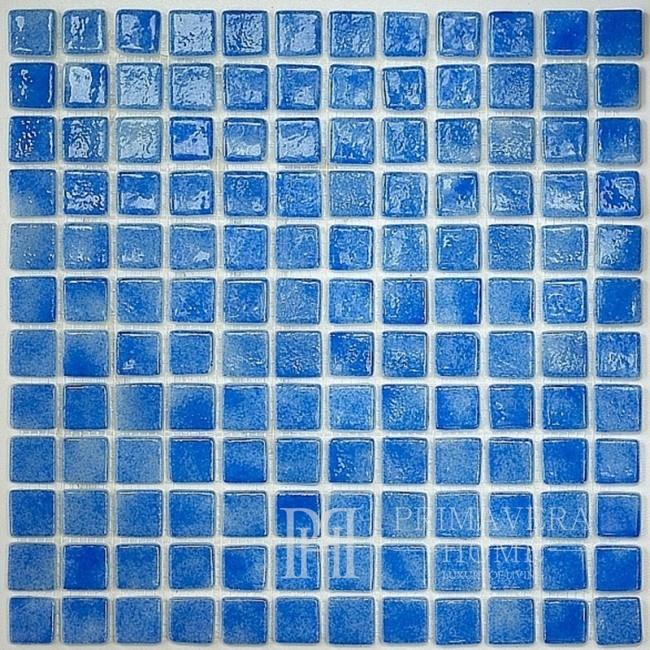Mozaika Szklana NIEBLA  Niebieska