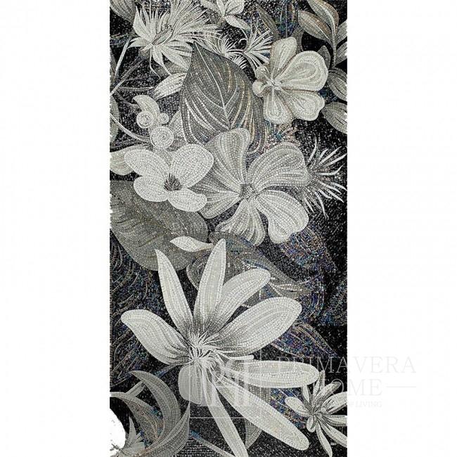 Bild aus dem Glasmosaik FLOWER
