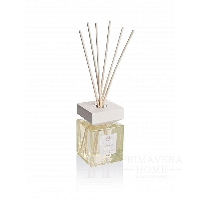 Glass scent diffuser GREEN TEA gift for companies 250ml