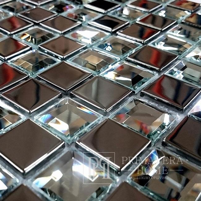 Diamant-Glaswaren+ Silber MIX KM124