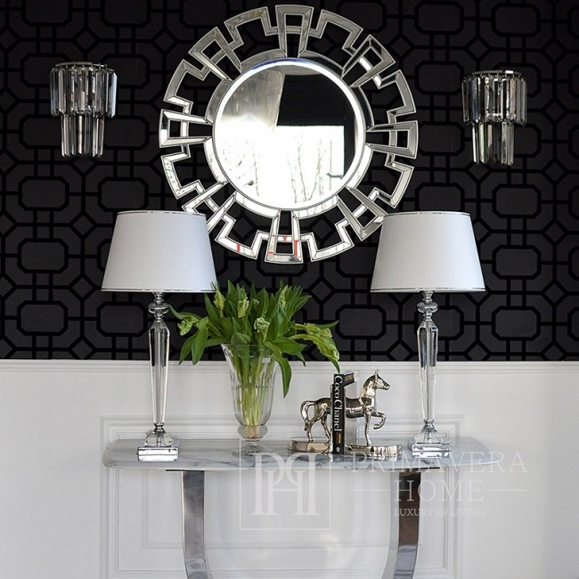 New York glamour crystal wall lamp GLAMOUR XS