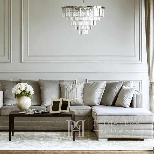 Glamour Kristall-Kronleuchter GLAMOUR 80 cm