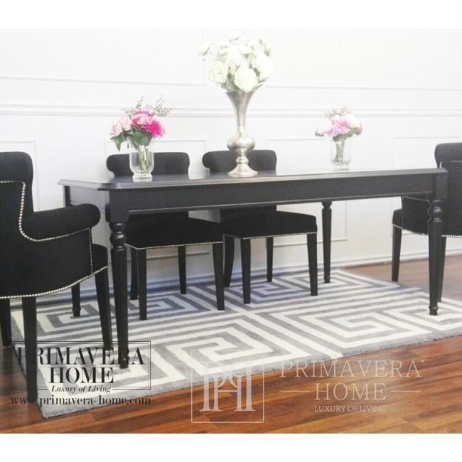 Klassischer Holztisch mit Klappfunktion Linda