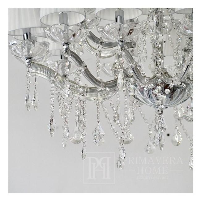 Glamour-Kristall-Kronleuchter  New York Citys MARIA TERESA M