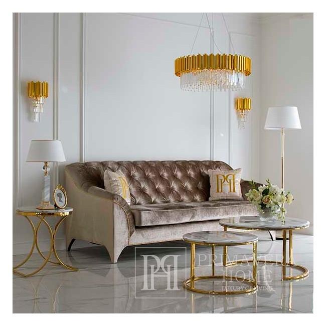 Modernes Glamour-Polstersofa mit PRADA-Schlaffunktion